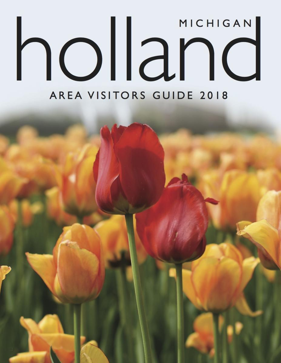 2018 holland area visitors guide