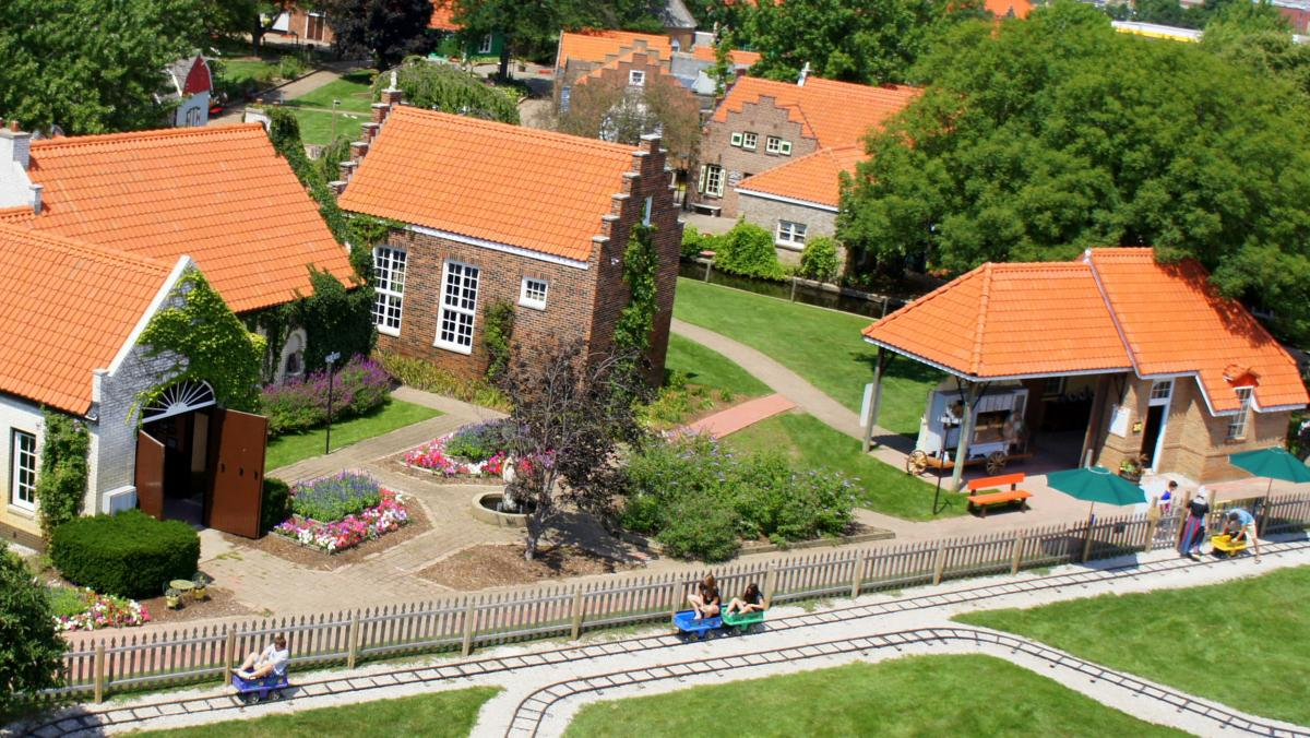 Nelis' Dutch Village in Holland, Michigan