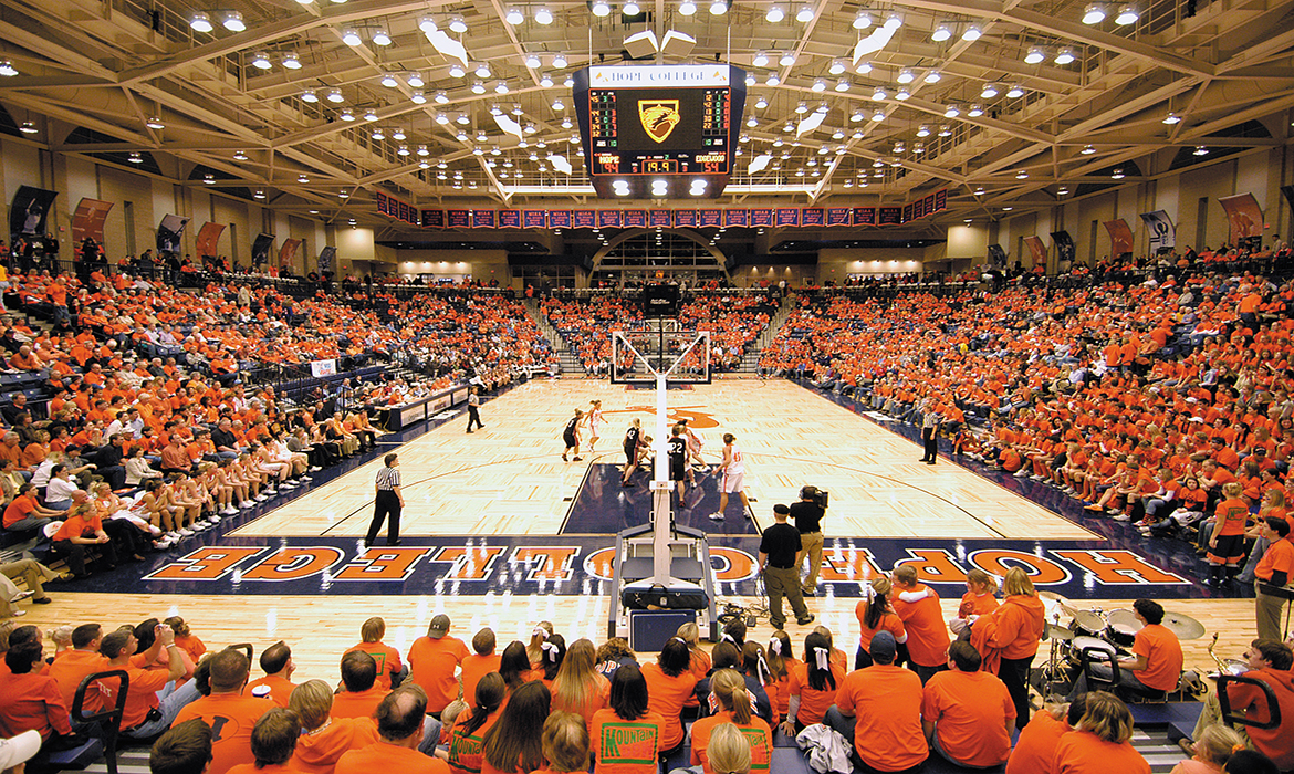 Hope College – DeVos Fieldhouse