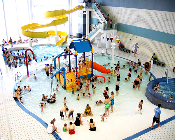 Holland Aquatic Center