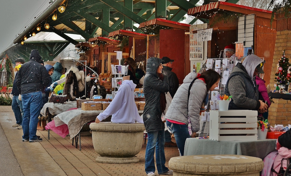 Kerstmarkt, Holland's Outdoor Holiday Market