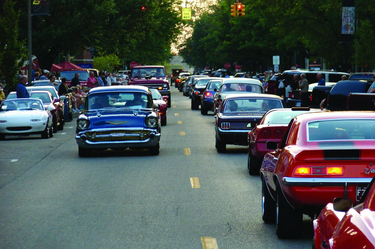 Remember When Vintage Car Show Cruise In Holland Michigan - Is there a car show near me today