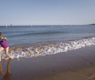 Beaches In Holland Michigan Family Public Beaches On Lake Michigan
