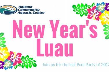 New Years Luau