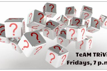 TEAM TRIVIA FRIDAYS at BAM!