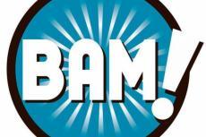 BAM, Century Lanes, Logo