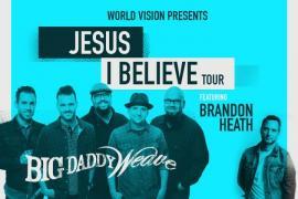 Big Daddy Weave with Brandon Heath