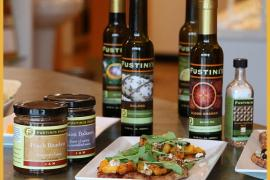 Fustini's 1 Hour Demonstration Cooking Class: LUNCH COUNTER