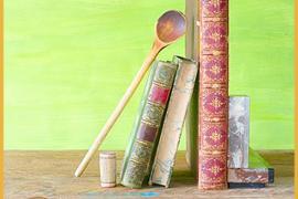 Fustini's 2 Hour Interactive Cooking Class: COOKBOOK: ESCOFFIER
