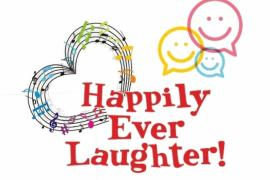 HOLLAND CHORALE - HAPPILY EVER LAUGHTER