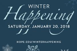 Hope College Winter Happening
