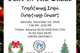 Irish Traditional Christmas Concert in Holland, MI