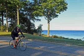 Lakeshore Harvest Ride