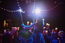Live at Hops: Delilah DeWylde!
