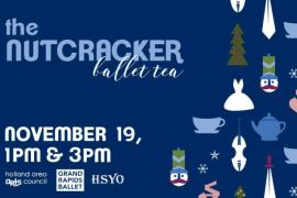 Nutcracker Ballet Tea
