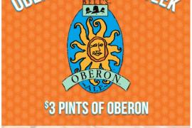 Oberon Release Week at Hops!