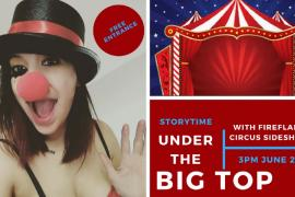 Storytime Under the Big Top