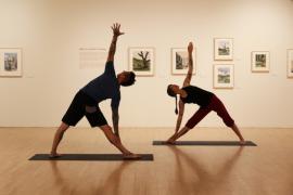 Yoga at the KAM