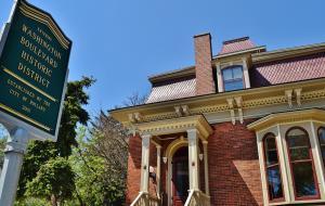 The Coatsworth House