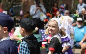 Tulip, Tulip Time, Holland, Michigan, spring, parade, events
