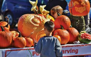 Fall Fest, downtown Holland, Michigan