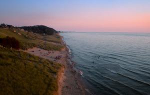 Beach Holland MI