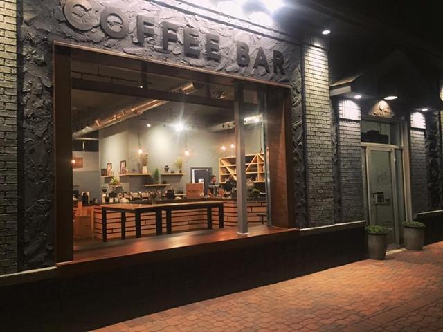 coffee bar. 205 Coffee Bar O