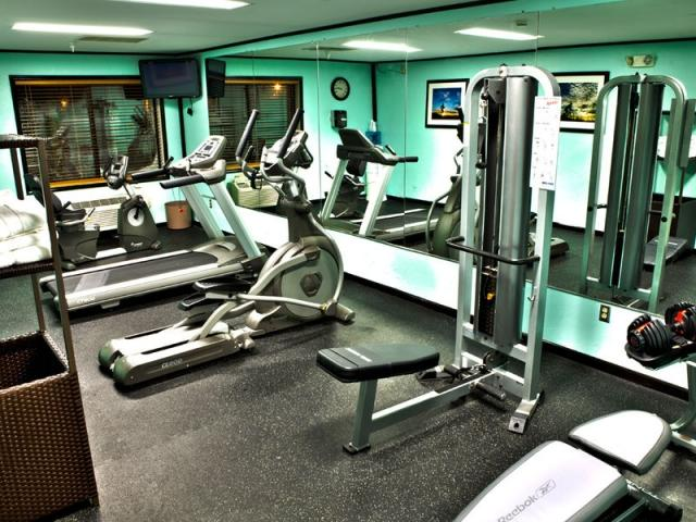 BW Plus work out room