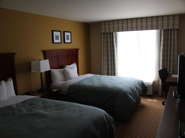 Double room at Country Inn Holland MI