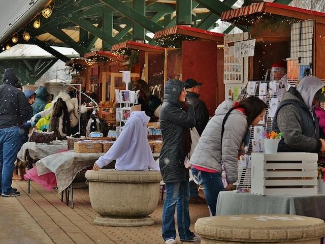 Kerstmarkt Holiday Market 2017