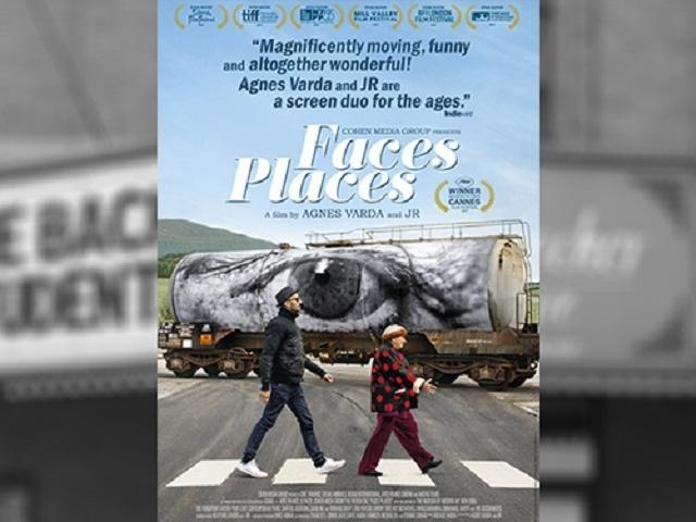 Knickerbocker Film Series: Faces Places