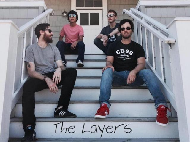 The Layers LIVE at NHBC Pub on 8th