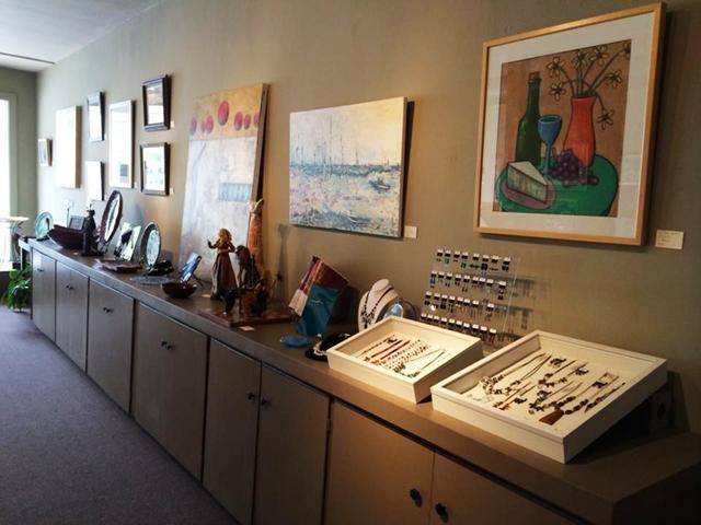 Washington square art gallery holland